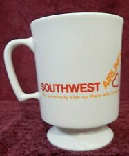 Southwest Airlines Cup Mug