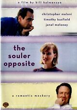 BRAND NEW DVD // The Souler Opposite  // Janel Moloney  (THE WEST WING)