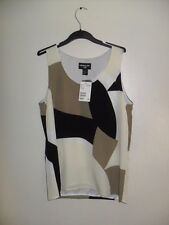 NWT H&M Fashion Star Printed Top Designed by Kara SIZE: US 6 /EUR36