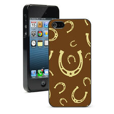 For iPhone X SE 5 5S 5c 6 6s 7 8 Plus Hard Case Cover 939 Horse Shoes Horseshoe
