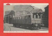 Los Locomotoras Eléctricas Francesas - Locomotora Tipo B o B o (J7634)