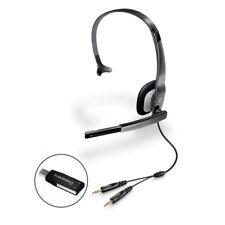 Plantronics Audio 310 Mono Silver Headband Computer Headset with USB Connector
