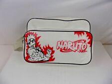 NARUTO - LARGE WHITE / RED NARUTO CARRY BAG