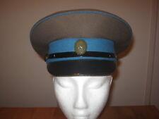 Soviet Issue Military Visor Hat Size 56