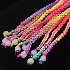 6pcs fashion DIY Multi-colored rope hand-woven bracelets S-246