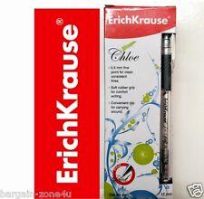 12 x ERICHKRAUSE pointe fine encre gel stylos bureau école papeterie chloe