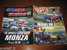 AUTOSPRINT 2011/13=GP F1 AUSTRALIA=VETTEL=VOLVO C30 2.4=RALLY PORTOGALLO/CIOCCO=