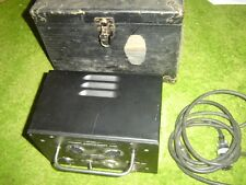 Stephens Tru-Sonic mod Od-4 Microphone Limiter Demodulator Oscilator 618-b input