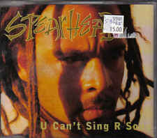 Spearhead-U Cant Sing R Song cd maxi single