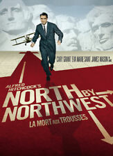 North by northwest 1959 Cary Grant cult suspense movie poster print #16