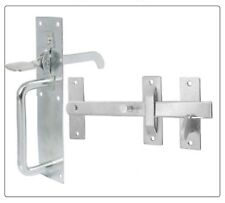 SUFFOLK LATCH GARDEN GATE DOOR THUMB LOCK OUTDOOR COTTAGE Galvernised