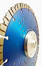 Diamantscheibe STARMAX M14 | Ø 230 | 12mm Turbosegment | Für Winkelschleifer