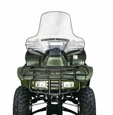 National Cycle - N2573 - Lexan ATV Windshield, Low Headlight