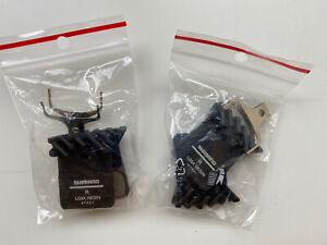 Shimano L03A Resin Disc Brake Pads - 2x Pairs