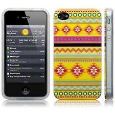 For Apple iPhone 4 iPhone 4S Mexico Aztec TPU Flexible Silicone Gel Case Cover