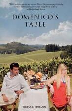 Domenico's Table by Teresa Neumann (2013, Paperback)