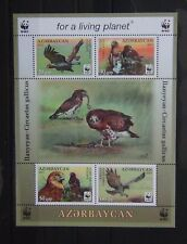 Azerbaijan 2011 Eagles Miniature Sheet MNH SG MS843