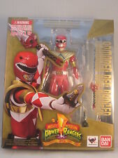Mighty Morphin Power Rangers S.H. Figuarts Ban Dai bandai ARMORED RED RANGER