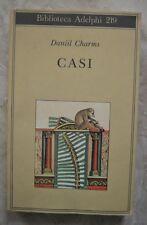 DANIIL CHARMS - CASI - 1ED. 1990 ADELPHI (BG)