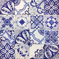 Ceramiche Vietri Patchwork Piastrelle 20x20 Tinte a Mano I Scelta MADE IN ITALY