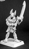 1 x ANUBIS GUARD NEFSOKAR - WARLORDS REAPER miniature d&d jdr rpg 14390 r