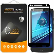 [2-Pack] Supershieldz for Motorola (Droid Turbo 2) Tempered Glass Screen Protect