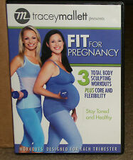 Tracey Mallett Fit For Pregnancy DVD