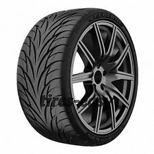 2 NEW Federal SS-595 245/40R17 92V BSW