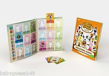 Animal Crossing amiibo Cards Collectors Album Series 2 + Booster Pack EXPEDITED