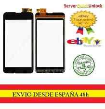 Pantalla Táctil para Nokia Lumia 530 Negra Digitalizador Tactil Negro Touch