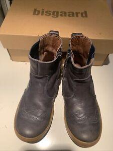 Bisgaard Chelsea Boots unisex, Gr. 31, Dunkelblau, gebraucht Mit OVP