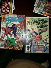 The Amazing Spiderman #318 & Annual #18 Scorpion