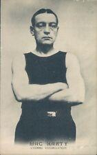 Acrobat Mac Karty accumulator man 1910s
