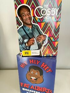 The Cosby Show Complete Series + Fat Albert Greatest Hits  ( DVD Box Sets)