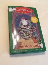 StoryWorld: Christmas Tales : Create-A-Story Kit by John and Caitlin Matthews...