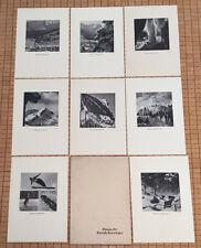 Rare 1936 Winter Olympics GARMISCH-PARTENKIRCHEN souvenir large folio set images