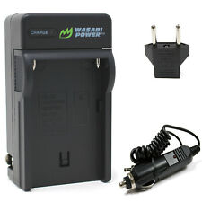 Wasabi Power Battery Charger for Sony NP-FM30, NP-FM50, NP-FM51, NP-FM55H,