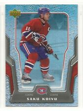 2007-08 Upper Deck McDonald's - #26 - Saku Koivu - Montreal Canadiens