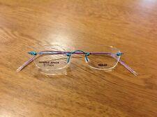 Minima Children's Titanium Rimless Glasses Model 432-44 with case