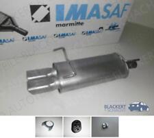 IMASAF échappement du silencieux + Pièces de montage Opel Astra F Cc 2.0 GSI 16 V 1991-1998