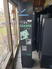 Rowe Bc 1200 Wall Mount Change Machine Arcade Car Wash Changer $1 $5 $10 $20