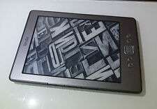 Amazon Kindle 4 DO1100 15,2 cm (6 Zoll) grau ebook Reader .