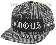 J6 • Famous Stars & Straps Baja Cap • NWT Adult One Size Snapback • #28353-G9