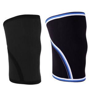 7mm Knee Sleeves Protector Weight Lifting Squat Patella Guard Brace