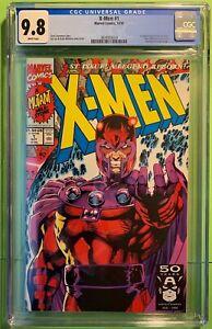 X-MEN #1 D (10/'91) CGC 9.8 NM/M JIM LEE COVER & ART 1st APPEARANCE OF ACOLYTES