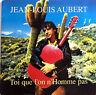 Jean-Louis Aubert ‎CD Single Toi Que L'On N'Homme Pas - Promo - France (VG/VG+)