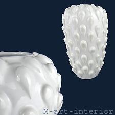 Keramik Vase Bitossi/Raymor Mid Century Ceramic Object Drops Pattern Italy 50s