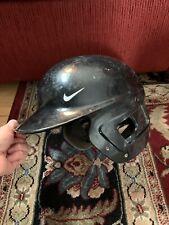 Nike Dri Fit Youth Baseball Batting Helmet Black Size 6 3/8 - 7 3/8