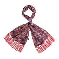 Paisley 100% Silk Scarves for Men