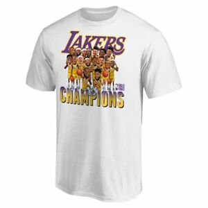 Los Angeles Lakers 2021 NBA Finals Champs Team T Shirt Funny Vintage Gift FAn